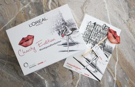 L'Oréal Paris // Color Riche Charity Edition DKMS LIFE