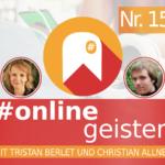 Politik im Netz  — #Onlinegeister Nr. 15 (Netzkultur-Podcast)