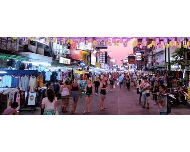 Bangkok Khao San Road: alle Infos von Hostel bis Nightlife