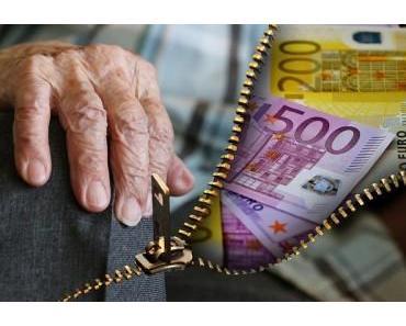 Gerechtigkeit in Deutschland: Beamtete Pensionäre erhalten das Dreifache eines Rentners