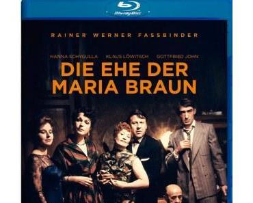 Rainer Werner Fassbinder Gewinnspiel