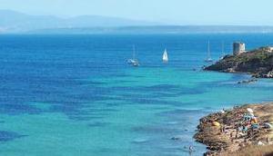 Sardinien: Tharros Bosa