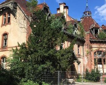 Schaurig schön – Die Beelitz Heilstätten bei Berlin