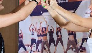 Pound Fitness: Trainieren Rockstar!