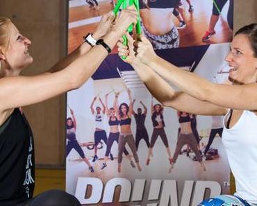 Pound Fitness: Trainieren wie ein Rockstar!