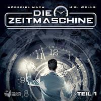 Vorschau: «Die Zeitmaschine - Teil 1 & 2» (Folgenreich/Imaga; ab dem 29.09.2017 im Handel)