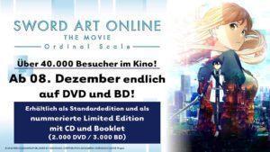 Sword Online-Ordinal Scale Dezember erhältlich