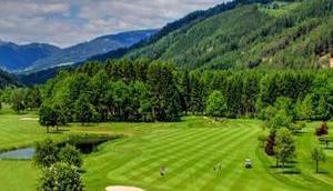 Golfen Murtal, Platz Golfhotels