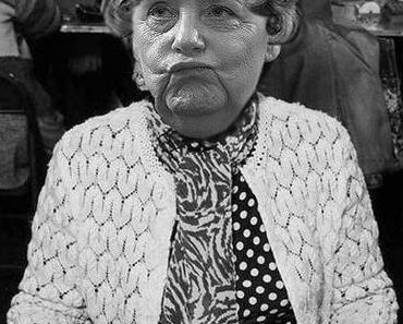 Angela Merkel: Jetzt nenn' mich alle nur noch Muttchen.