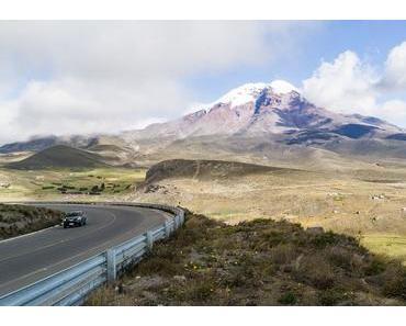 Auf Humboldts Spuren auf den Chimborazo
