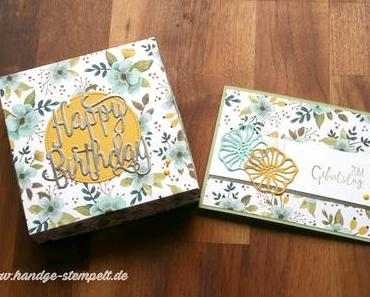 Geburtstagsbox ganz unverblümt