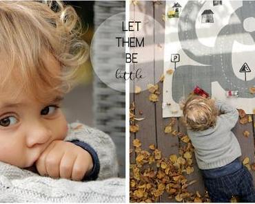 Alltagsgeschichten: 2 Jahre Kleinkind