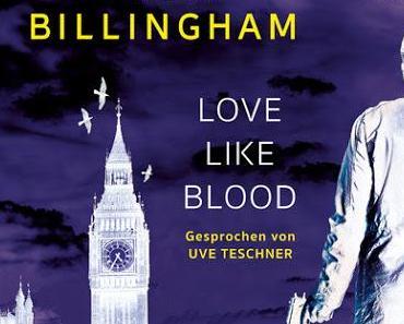 Mark Billingham: Love like blood