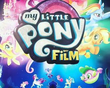 Zum ersten Mal Kino: My little Pony