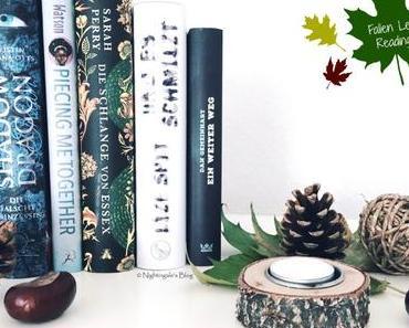 [Dit & Dat] Fallen Leaf Readings – mein Lesestoff für den Herbst