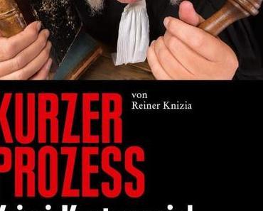 Rezension: Kurzer Prozess (Gmeiner Verlag)