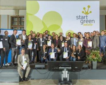 Online-Voting für StartGreen Award 2017