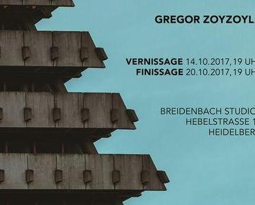 Gregor Zoyzoyla: Concrete Imagination