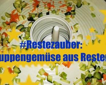 #Restezauber: Suppengemüse aus Resten