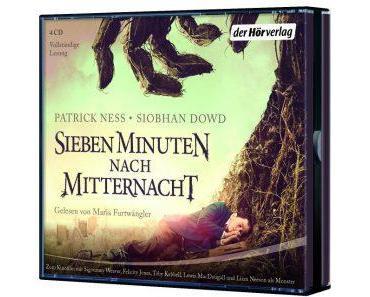 """[Buchverfilmung+Gewinnspiel] Patrick Ness' und Siobhan Dowds """"Sieben Minuten nach Mitternacht"""""""