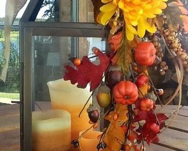 10 Ideen, um den Herbst ins rechte Licht zu setzen