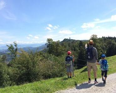 Wandern ist doof? So könnt ihr mit Kindern freudvoll durch den Herbst gehen!