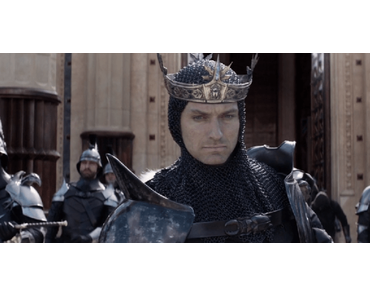 Stylische Guy Ritchie Fassung von KING ARTHUR – LEGEND OF THE SWORD