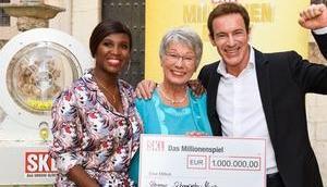Mallorca, Mandeln, Millionärin: Dagmar Schompeter-Munz Freiburg gewinnt beim Millionen-Event Palma