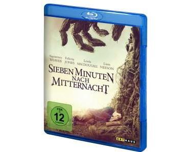 Gewinnt eine Blu-ray zum Fantasy-Drama SIEBEN MINUTEN NACH MITTERNACHT
