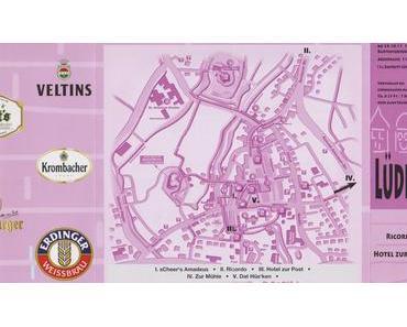 Lüdinghausen Live: Fünf Kneipen – sechs Bands