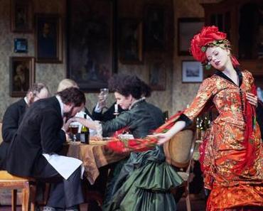 Theater vor 150 Jahren