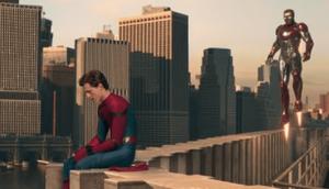 SPIDER-MAN: HOMECOMING kommt Netzschwinger Marvel