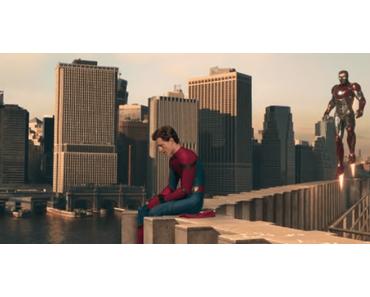 MCU #16 | In SPIDER-MAN: HOMECOMING kommt der Netzschwinger zu Marvel