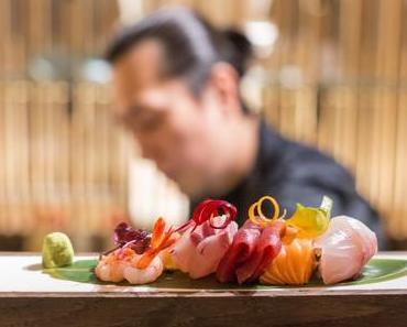 Das Mizu im Bachmair Weissach: Sushi und Onsen am Tegernsee