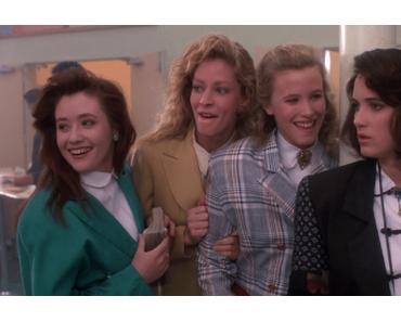 Winona Ryder ist in HEATHERS im High School Wahn der 80er Jahre