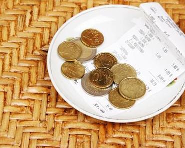 Wie viel Trinkgeld gibt man in verschiedenen europäischen Ländern?