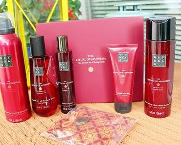 Glossybox - The Ritual of Ayurveda - Special Edition Oktober