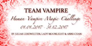 [Human-Vampire-Magic Challenge] Runde 3 - Monatsaufgabe November 2017