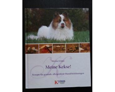 Buch Review: Meine Kekse! – Rezepte für gesunde, allergenfreie Hundebelohnungen