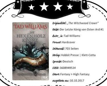 Tad Williams – Die Hexenholzkrone 1
