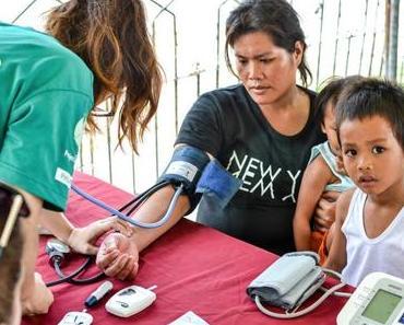 Wichtig und Nützlich – Freiwilligenarbeit auf den Philippinen