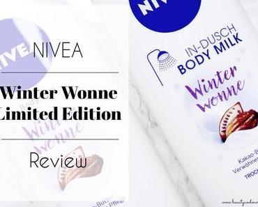 Nivea Winterwonne Limited Edition – Review