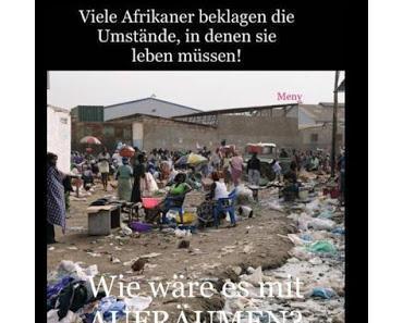 Afrika: Fachkräfte für Umweltschutz verweigern Mülltrennung