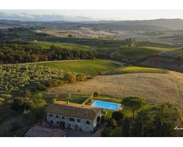 Urlaub in der Toskana – Das perfekte Ferienhaus
