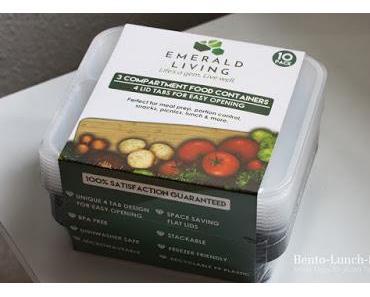 Bentobox / Meal Prep Box von Emerald Living