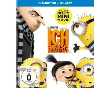 """Filmkritik """"Ich – Einfach unverbesserlich 3"""" (Blu-ray)"""
