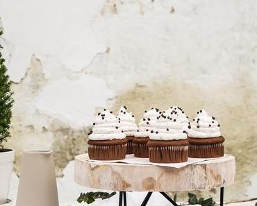 Rezept: Maroni Cupcakes / Chestnut Cupcake Recipe