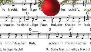 Kostenlose Weihnachtslieder (Noten+Texte) Internet