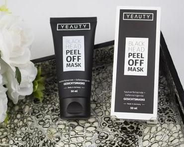 YEAUTY // Black Head Peel Off Mask