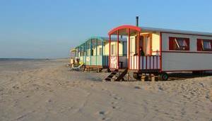 Ferienhaus Holland direkt Meer